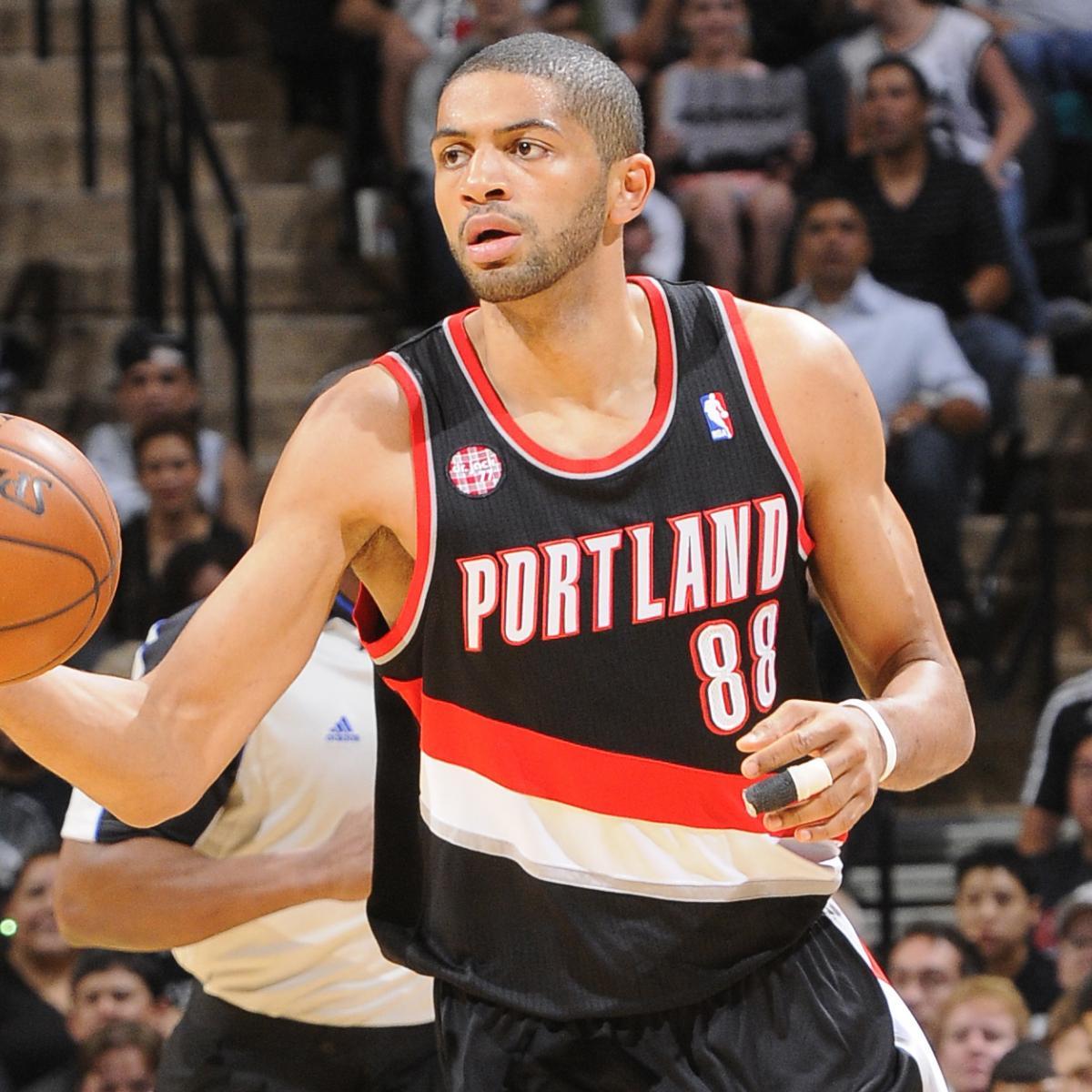 Nicolas Batum Portland Trail Blazers: Nicolas Batum Says Blazers Must 'Be More Angry' To Beat
