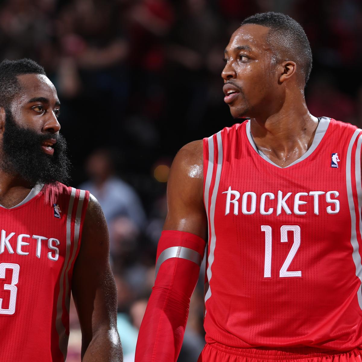 James Harden Free Agency: Best Potential 2014 Free Agents To Pair With Dwight Howard