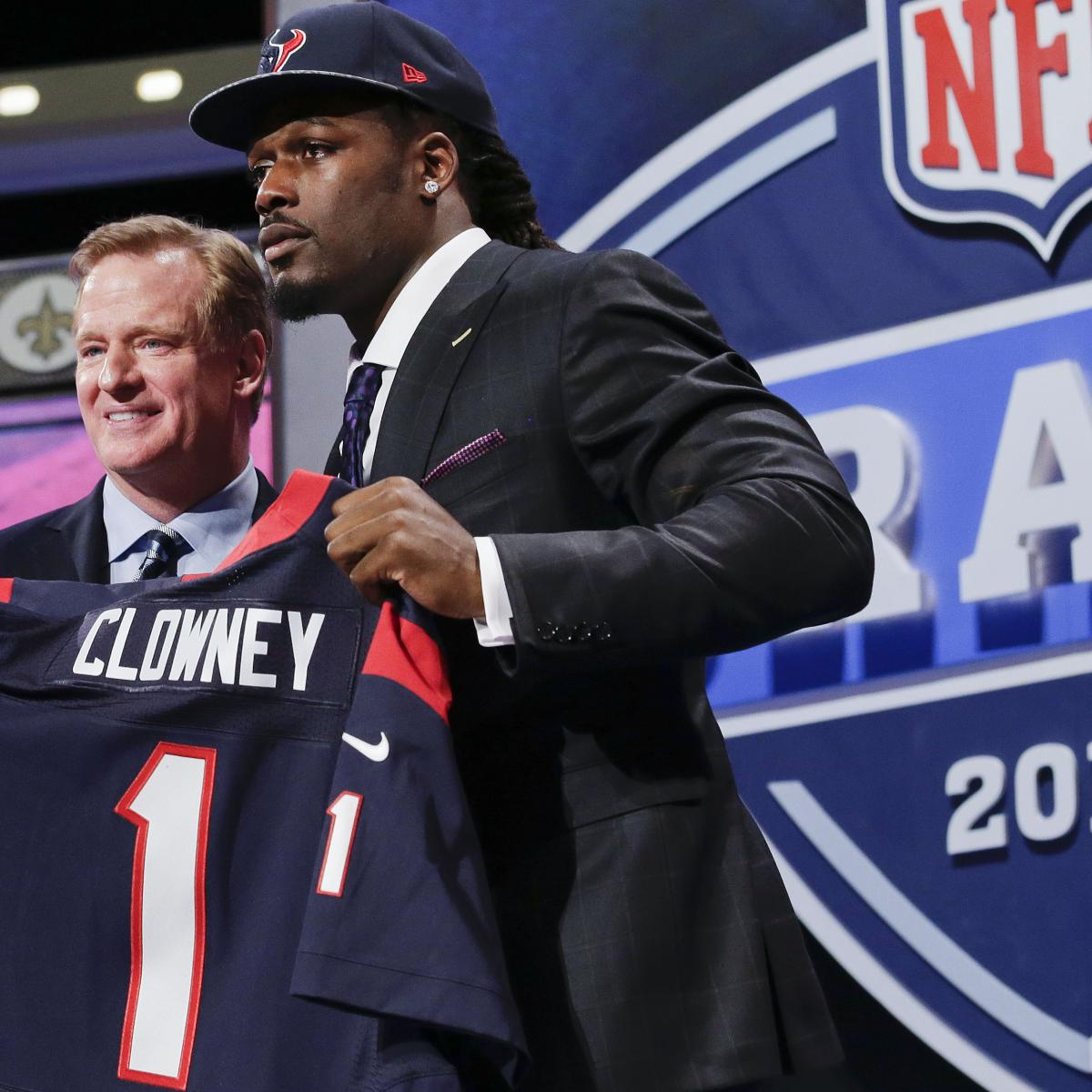 NFL Draft 2014: Twitter Reacts to Round 1 Results ...