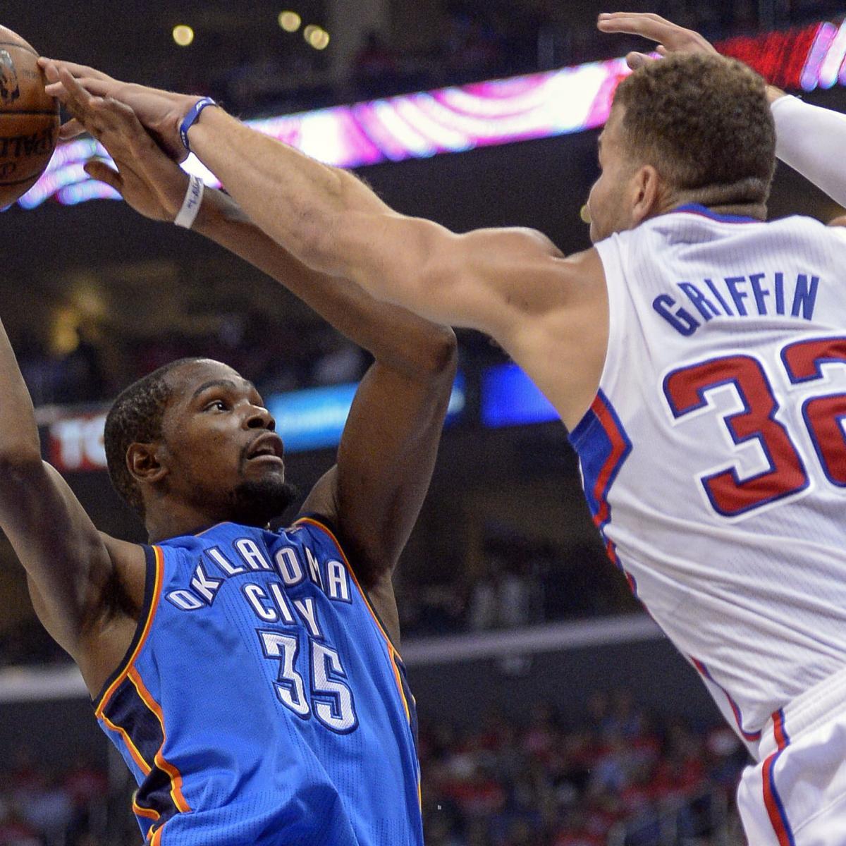 NBA Playoffs 2014: Updated Conference Semifinal Bracket ...