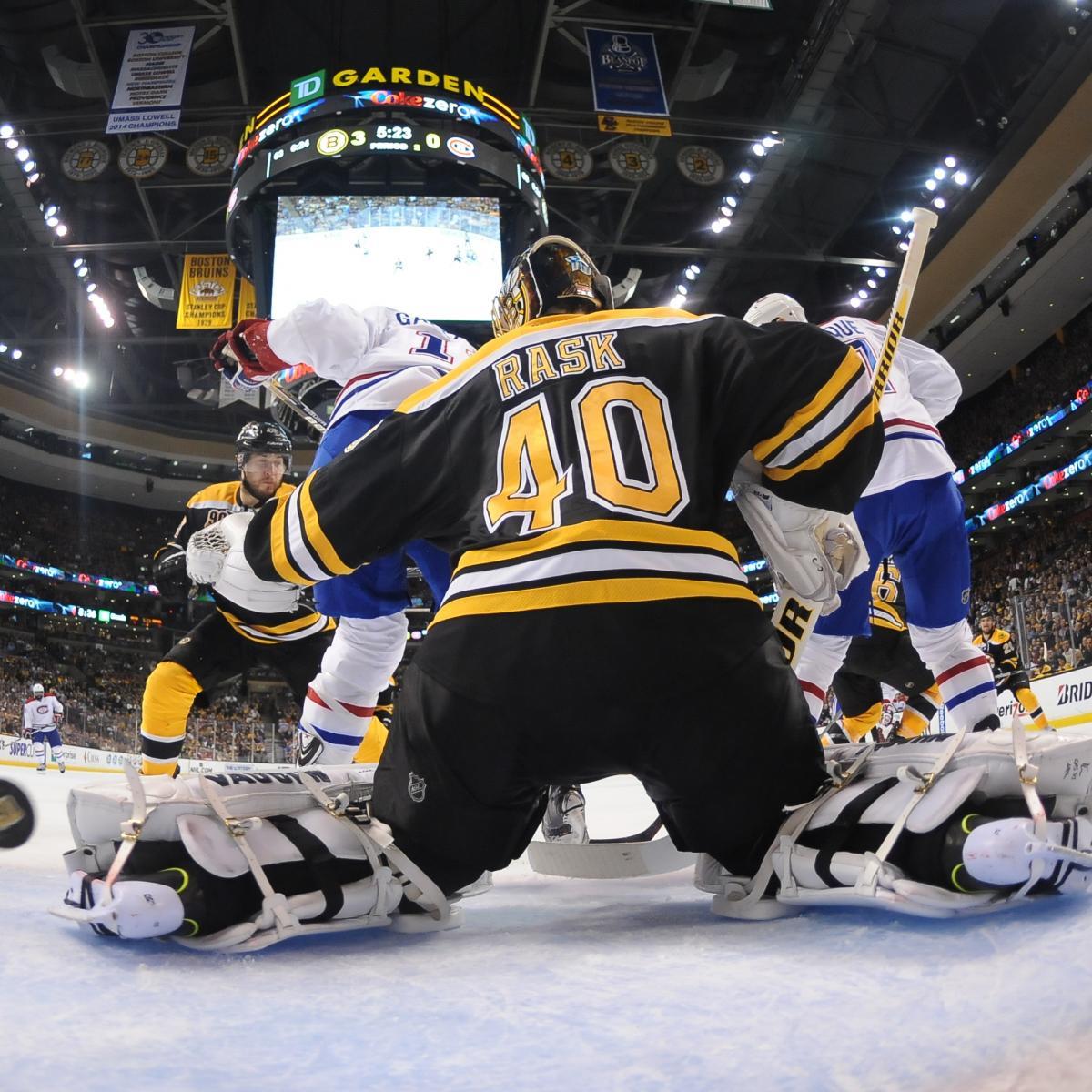Montreal Canadiens vs. Boston Bruins: Biggest Takeaways ...Bruins News