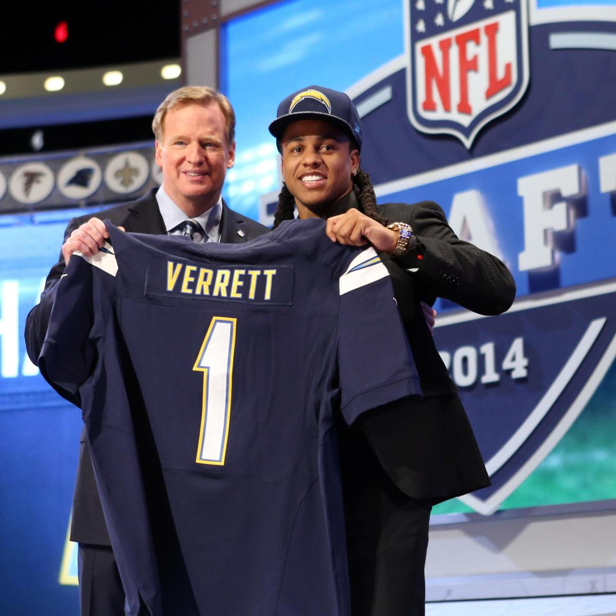 San Diego Chargers Draft: San Diego Chargers 2014 Draft: The Good, The Bad And The