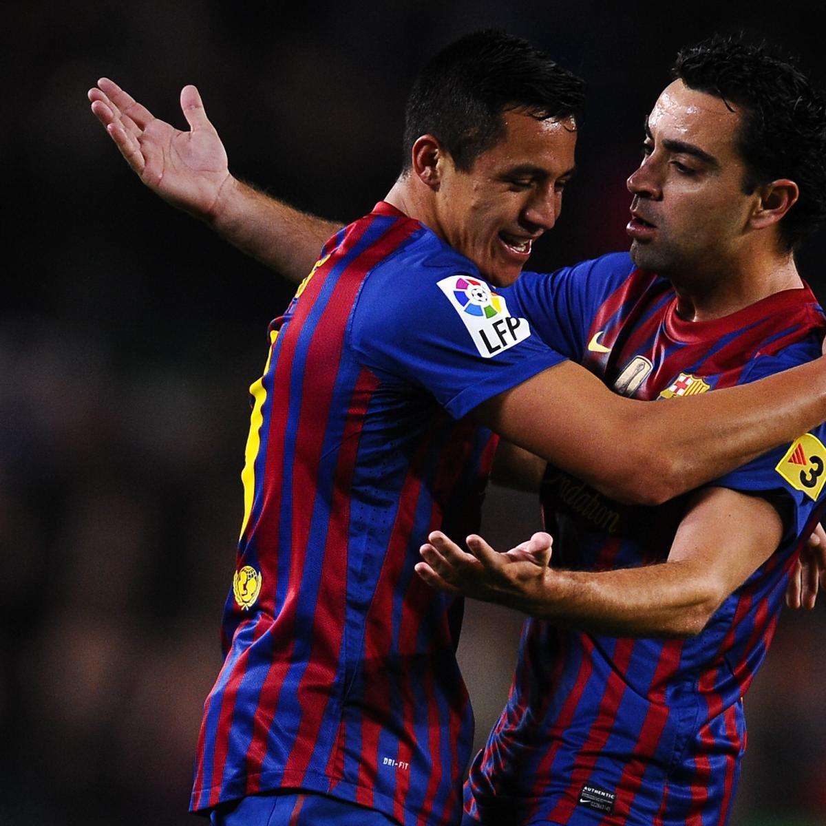 Arsenal Transfer News: Xavi and Alexis Sanchez Linked to ...  Xavier Sanchez Choreographer