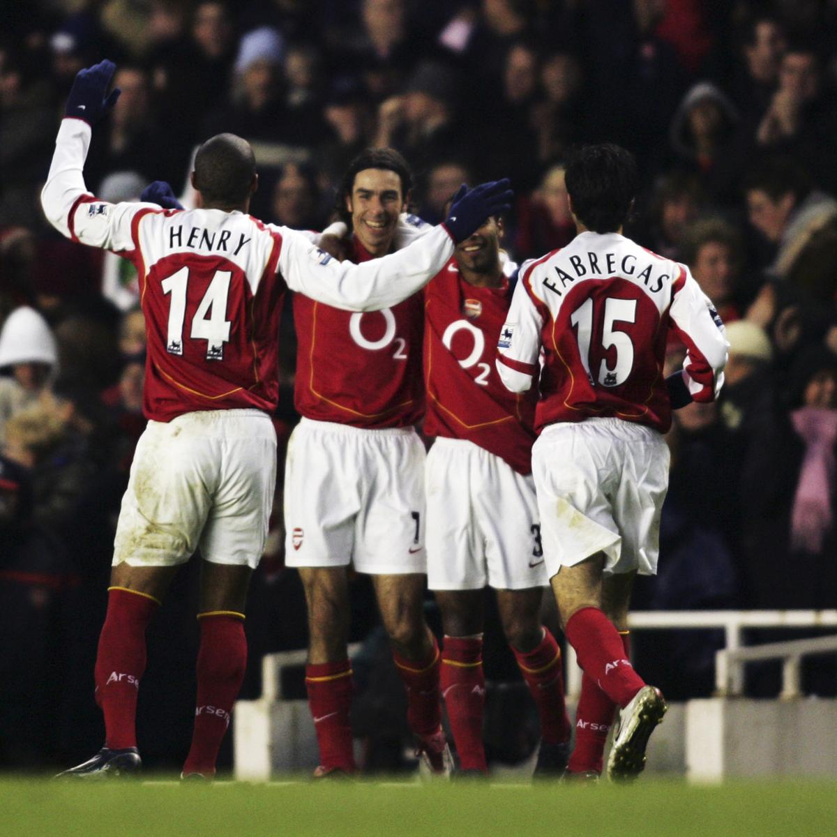 20 Greatest Arsenal Games Of All Time Bleacher Report Latest News Videos And Highlights