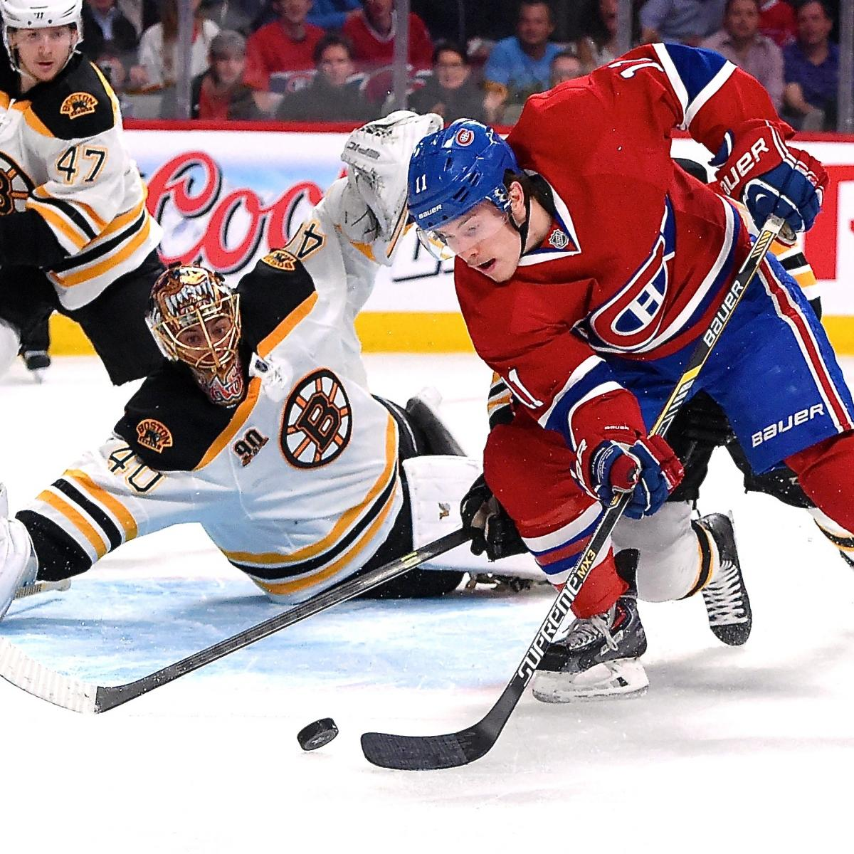 Boston Bruins Vs. Montreal Canadiens Game 6: Live Score