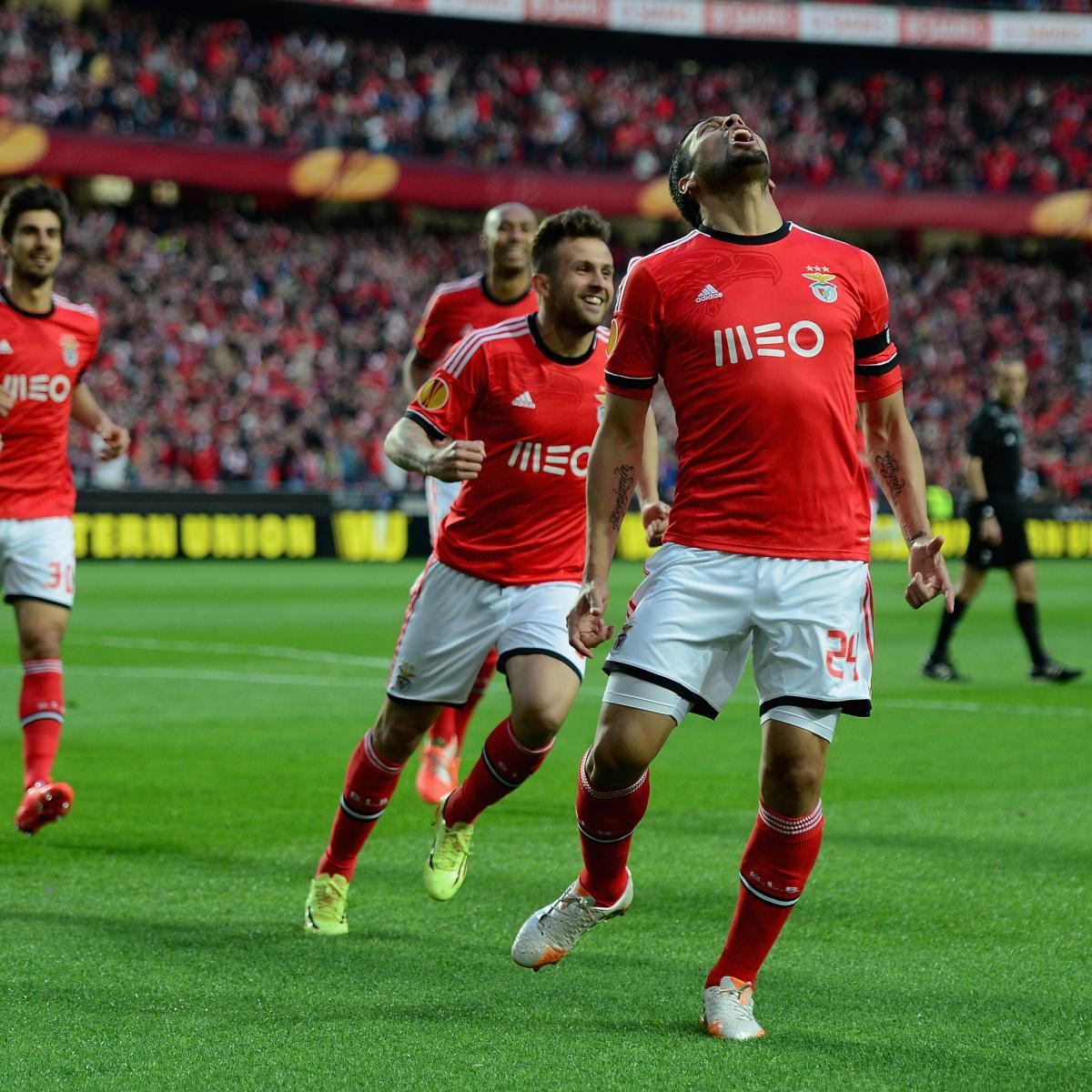 Live Streaming Soccer News Liverpool Vs Benfica Live: Sevilla Vs Benfica: Europa League Final 2014 Start Time