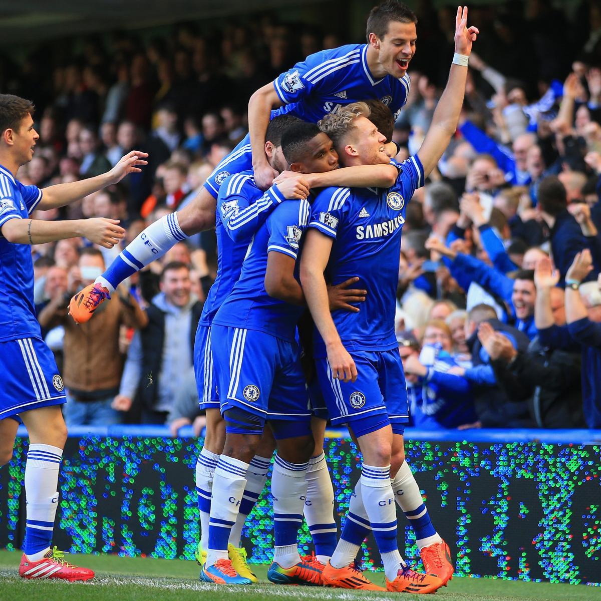 30fa1497e1b Chelsea s 10 Best Goals of the 2013 14 Premier League Season ...