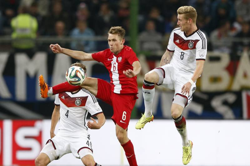 Germany vs  Poland: International Friendly Score, Grades and Post