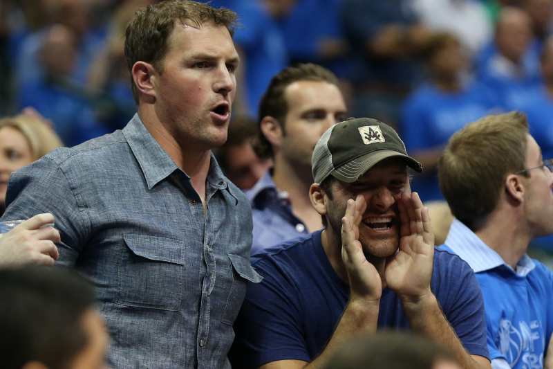 White House Petition Wants Tony Romo to Stay Away from Spurs Games