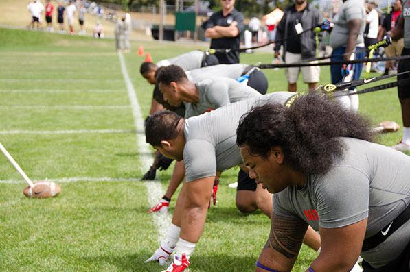 Top Performers from Oakland Nike Football Training Camp ... - photo#15