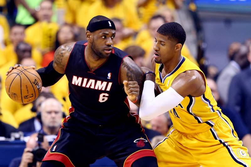 premium selection 10337 9357d Indiana Pacers vs. Miami Heat  Game 3 Preview and Predictions