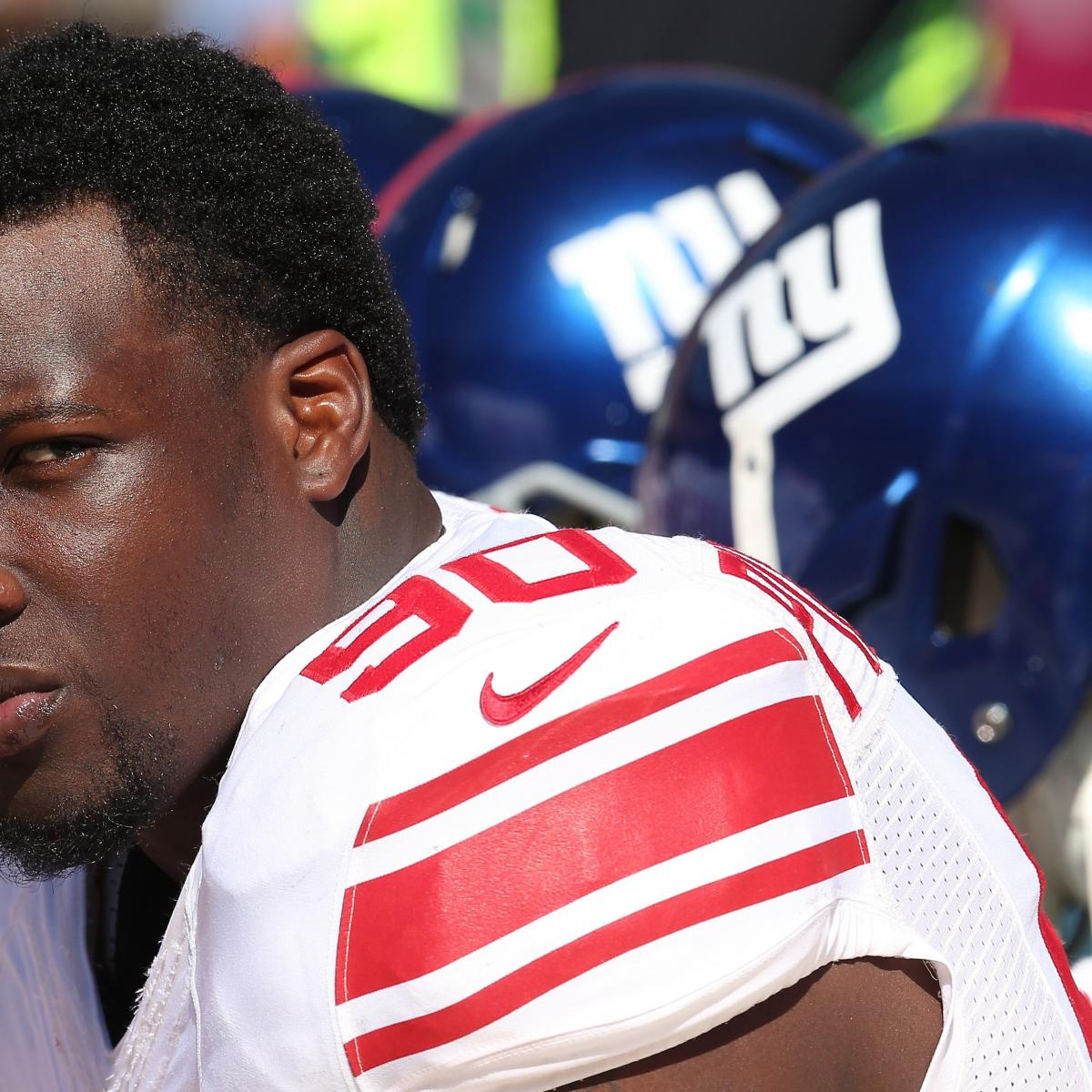 Why Jason Pierre-Paul Is The Key For The 2014 New York