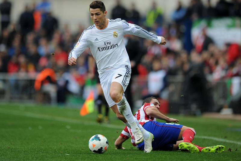 bbd19ee20 Champions League 2014  Key Stats in Real Madrid vs. Atletico Madrid ...