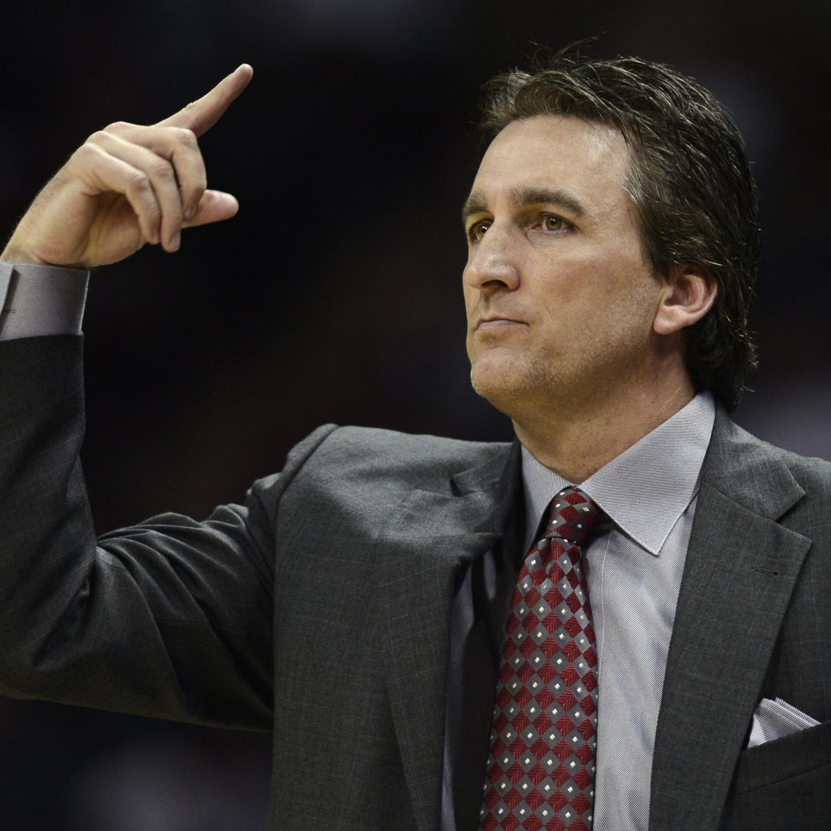 Vinny Del Negro Reportedly On Cleveland Cavs Coaching
