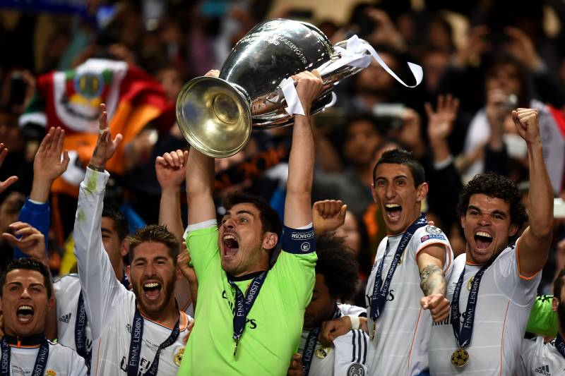 0e4400d37 Champions League Final 2014  Post-Match Reaction from Real Madrid vs.  Atletico