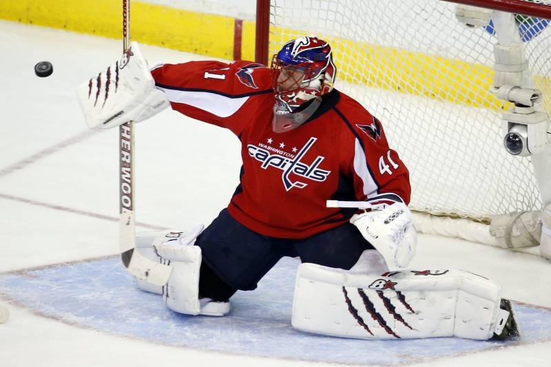 wholesale dealer ff806 b0a3a Is Jaroslav Halak the Answer in Goal for the New York ...