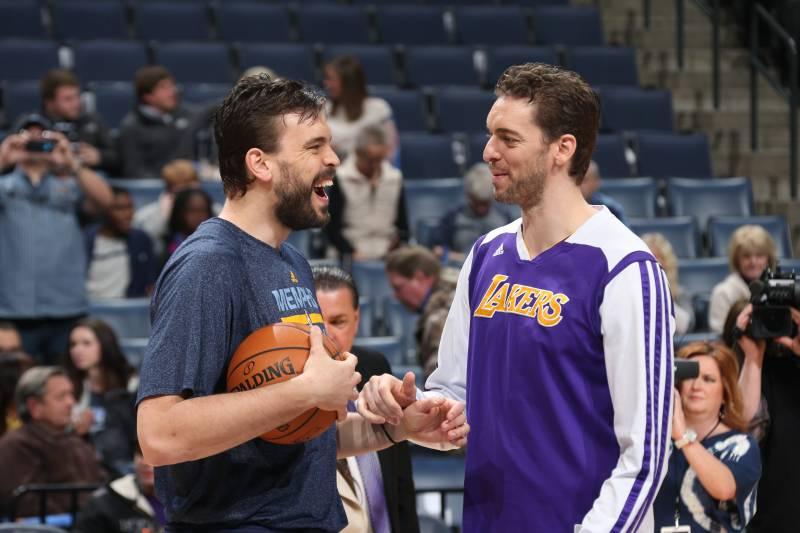 e3efef0b8 Should the Memphis Grizzlies Pursue a Reunion with Pau Gasol ...