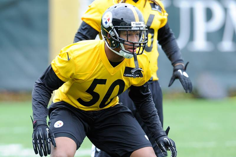 f5f928a3f34 First-round draft pick Ryan Shazier will compete for the starting job at  inside linebacker