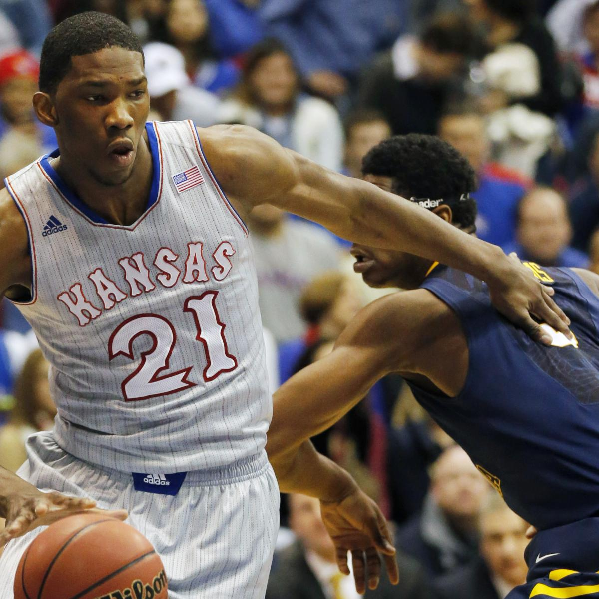 Joel Embiid NBA Draft 2014: Highlights, Scouting Report