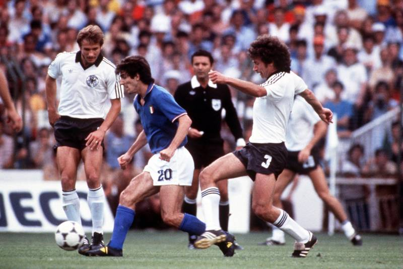 The Amazing Story of Italy's 1982 World Cup Hero Paolo Rossi ...