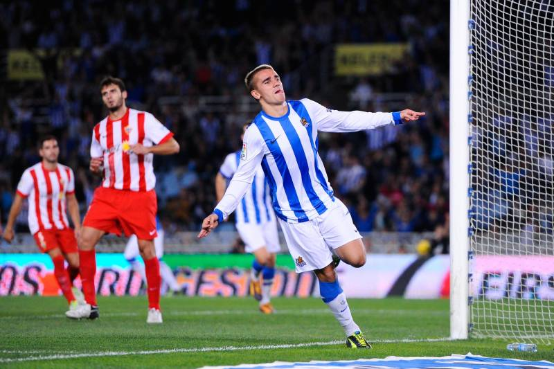 new concept 7704f 37ccb Arsenal: Profiling Antoine Griezmann, Potential Gunners ...