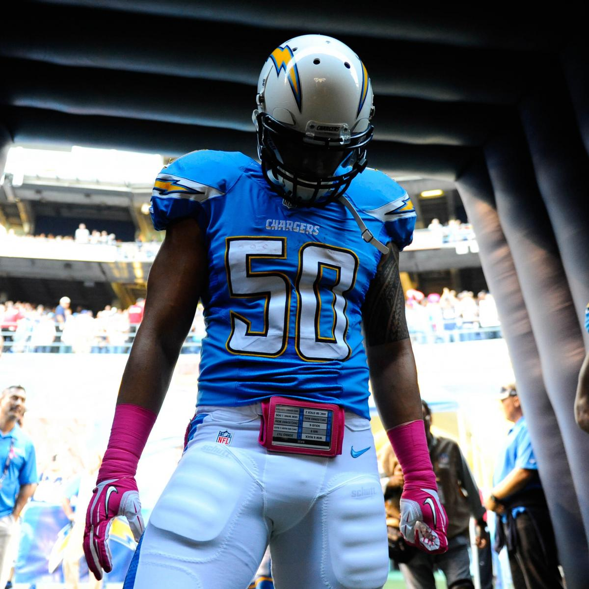 San Diego Chargers App: 5 San Diego Chargers Poised For A Breakout Campaign In