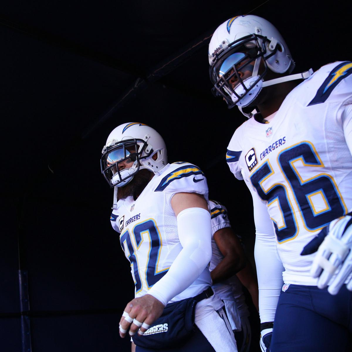 San Diego Chargers Bleacher Report: San Diego Chargers: 5 Bold Predictions For The 2014 Season