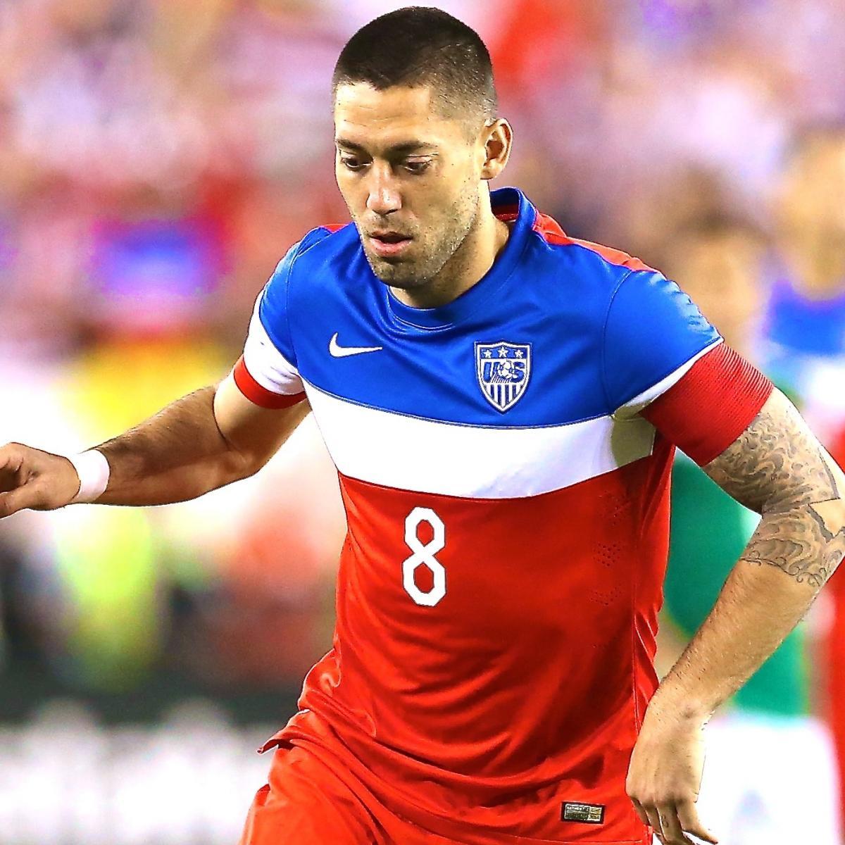 Work ethic defines U.S. soccer star Clint Dempsey ... |Clint Dempsey Hair