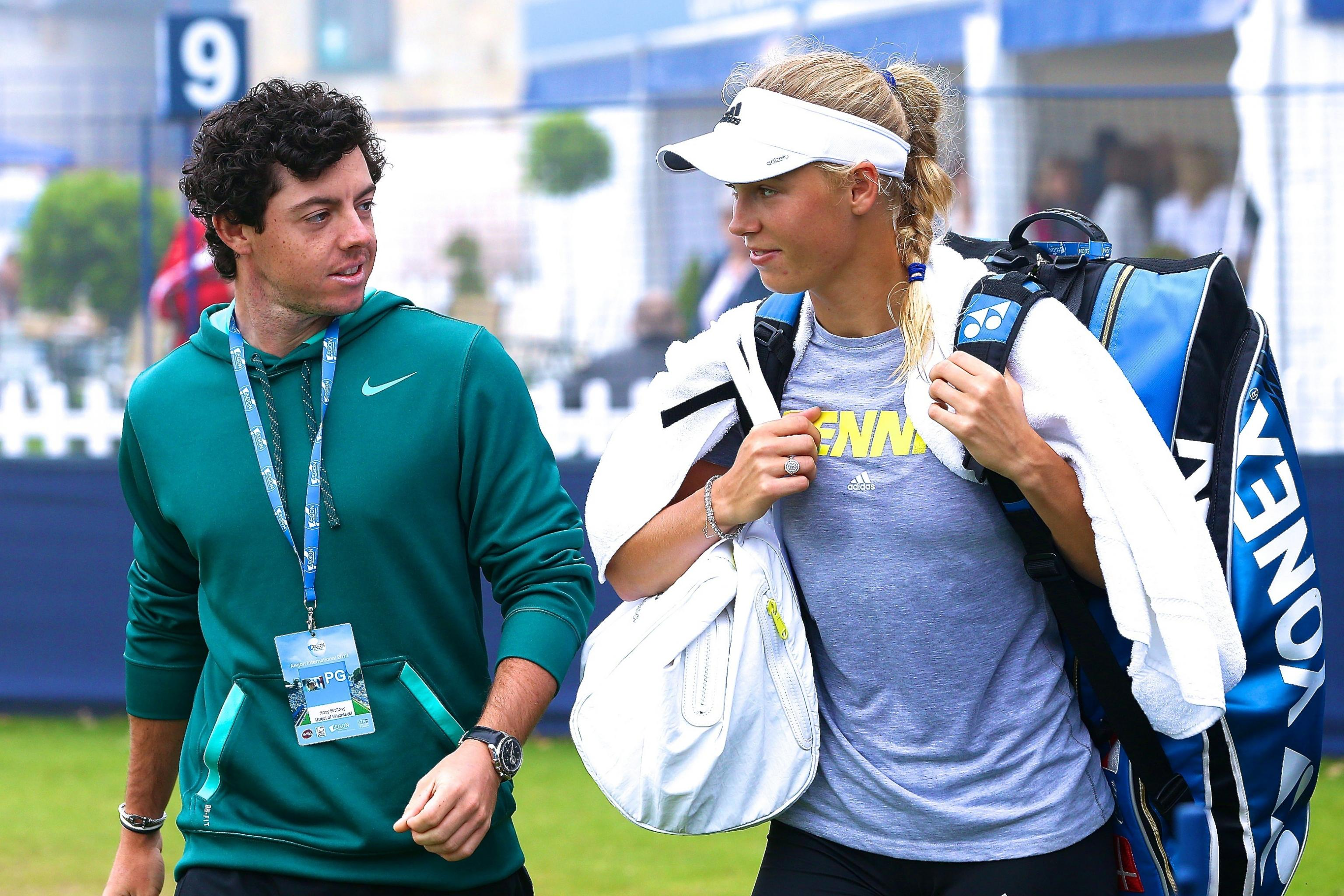 Rory Mcilroy Reportedly Broke Up With Caroline Wozniacki In 3 Minute Phone Call Bleacher Report Latest News Videos And Highlights