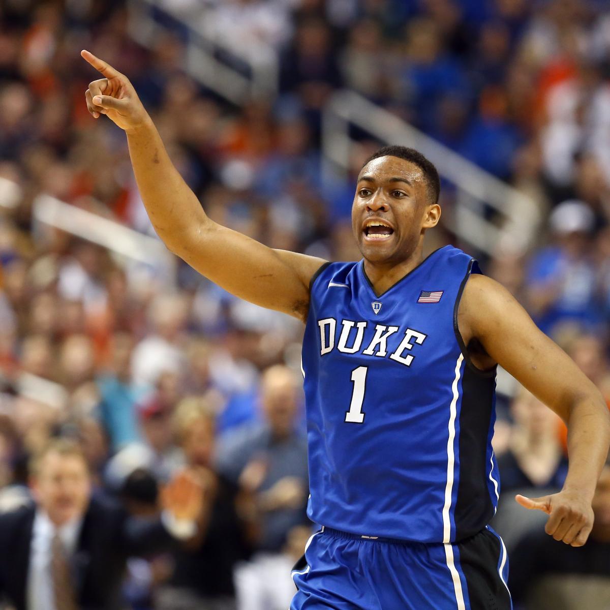 Jabari Parker NBA Draft 2014: Highlights, Scouting Report ... Jabari Parker Nba Draft