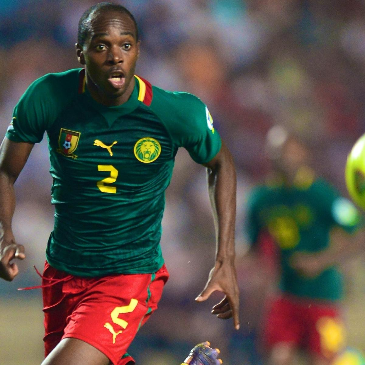 Cameroon Vs. Paraguay: International Friendly Live Score
