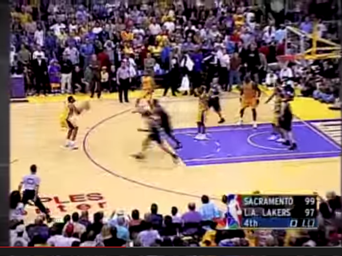755dbed6eb3 We Remember  Robert Horry Hits Game-Winner in 2002 Western Conference Finals