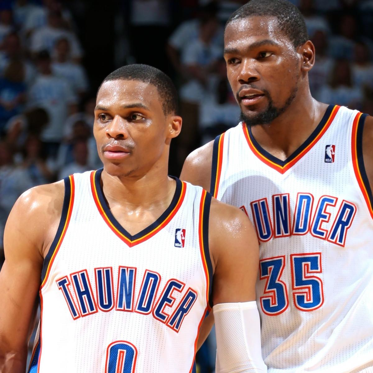 Rockets Vs Okc Game 6: Can Kevin Durant, Russell Westbrook And Thunder Ever Get