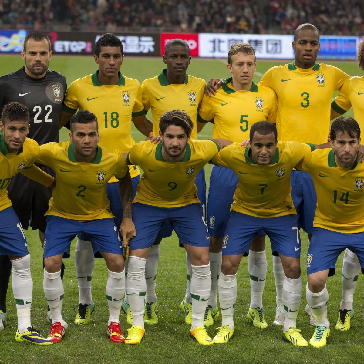 Brazil Vs. Serbia: Date, Time, Live Stream, TV Info And