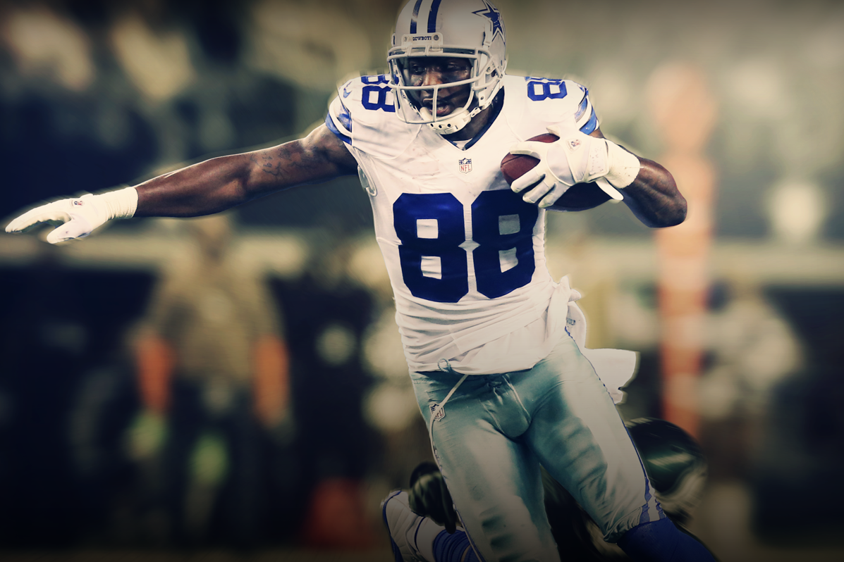 Dez Bryant is a wide receiver for the Dallas Cowboys Raised in Lufkin Texas Bryant attended Lufkin High School A Parade AllAmerican Bryant committed to Oklahoma