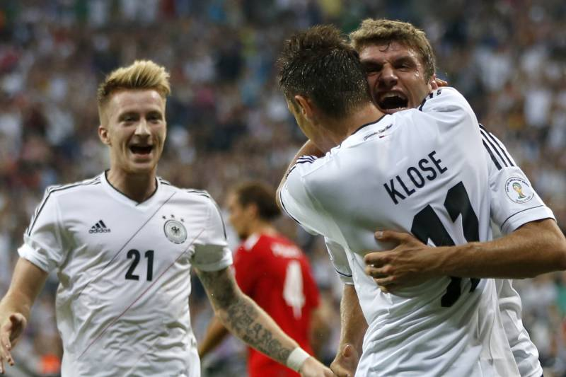 Group G World Cup Betting Preview: Germany Best Odds, US Long Shot
