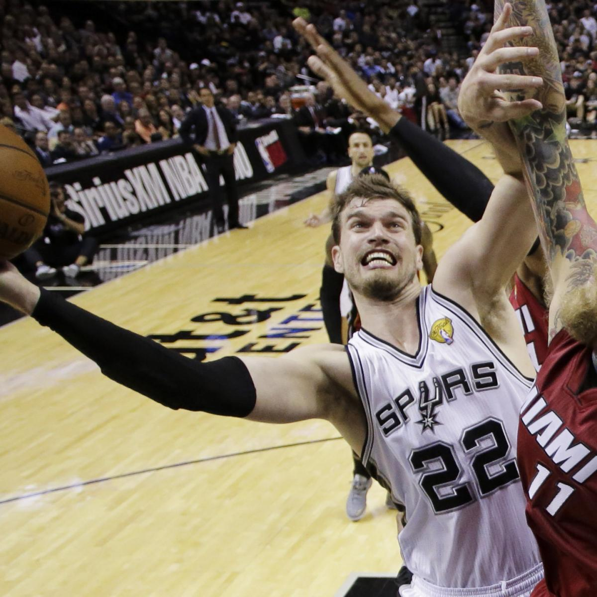 NBA Finals 2014: Final Vegas Odds And Predictions For Heat