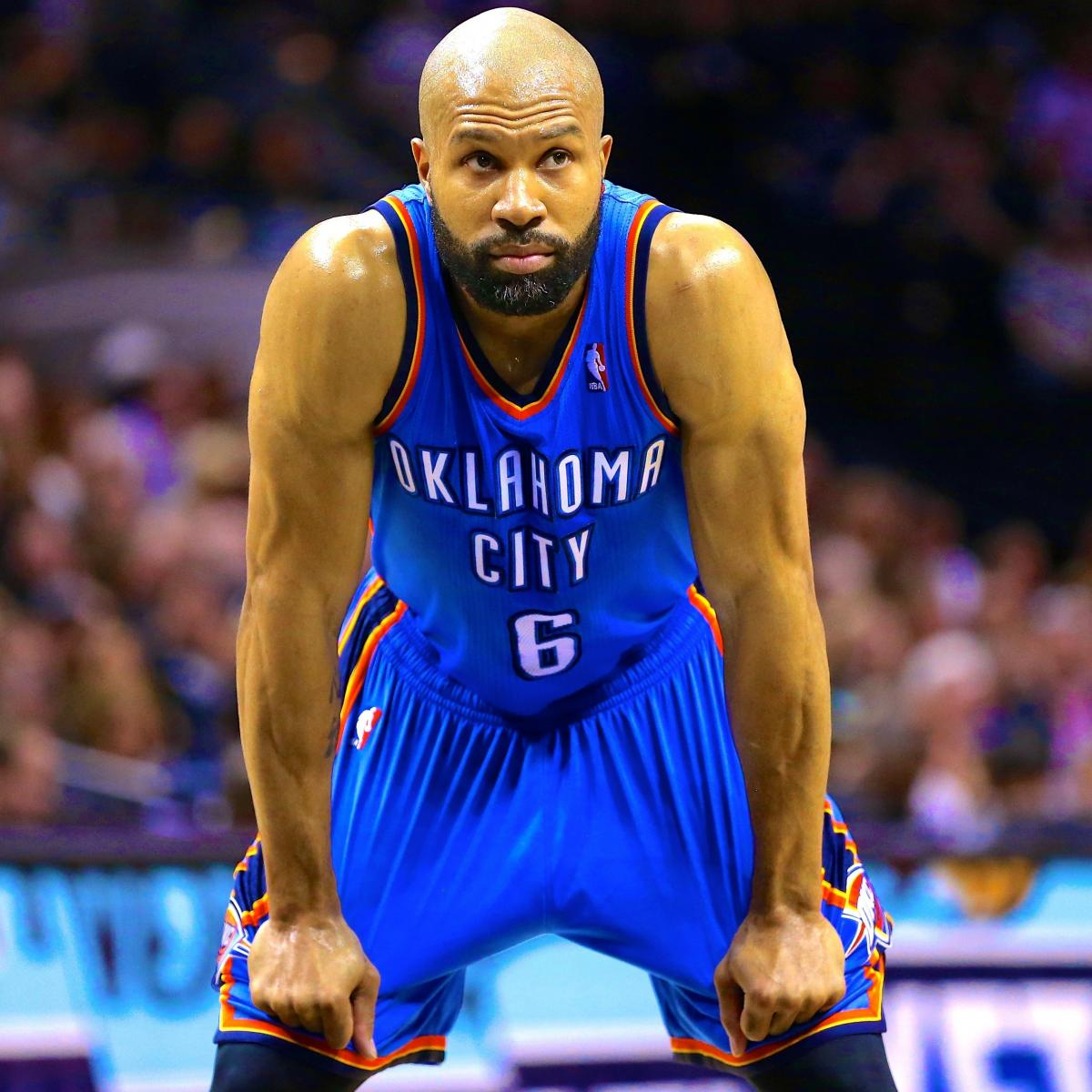 18ddb95aa39 Sources: Derek Fisher to Accept NY Knicks' $5 Million/Year Head Coach Offer