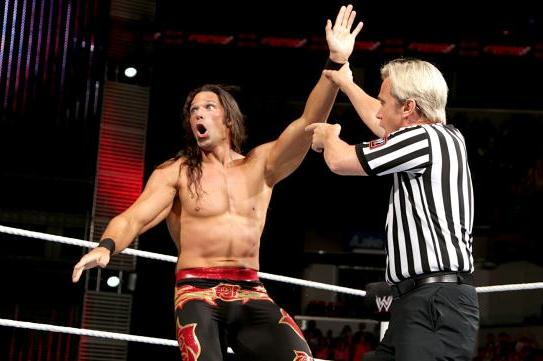 Report: WWE Unhappy with Adam Rose? | Bleacher Report | Latest ...