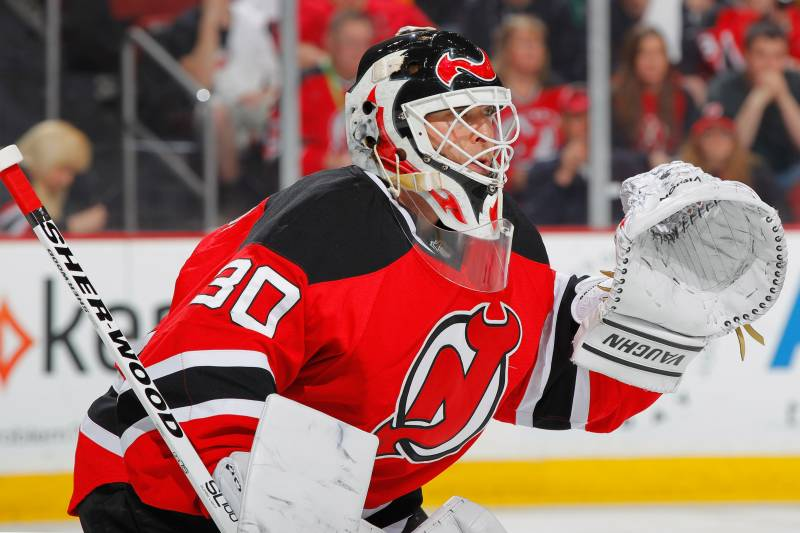 brand new 22001 25194 Martin Brodeur to Blues: Latest Contract Details, Analysis ...