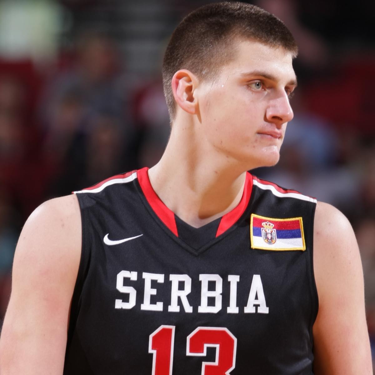 Nikola Jokic NBA Draft 2014: Highlights, Scouting Report