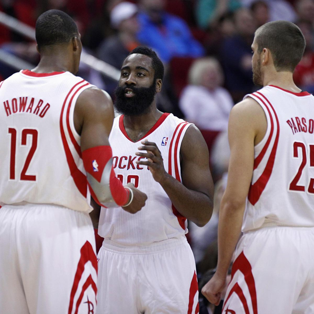 Houston Rockets Zach Lowe: Houston Rockets Don't Need Another Superstar To Take The