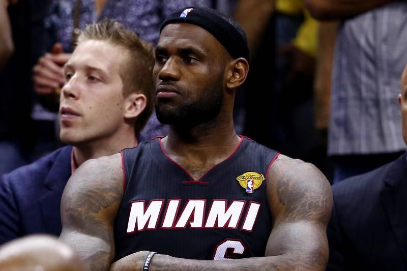eb68da039be Blaming LeBron James for Miami Heat NBA Finals Loss Misses the Mark ...