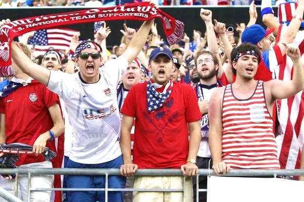 613463127bc American Outlaws: US Soccer's Craziest Fans Plan to Take over the World Cup