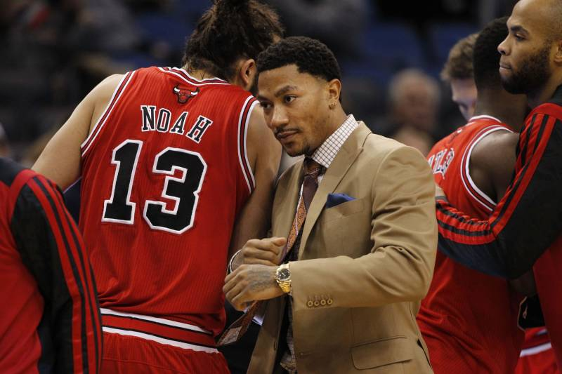 bd71ca7b31ca NBA Rumors  Latest Buzz on Derrick Rose