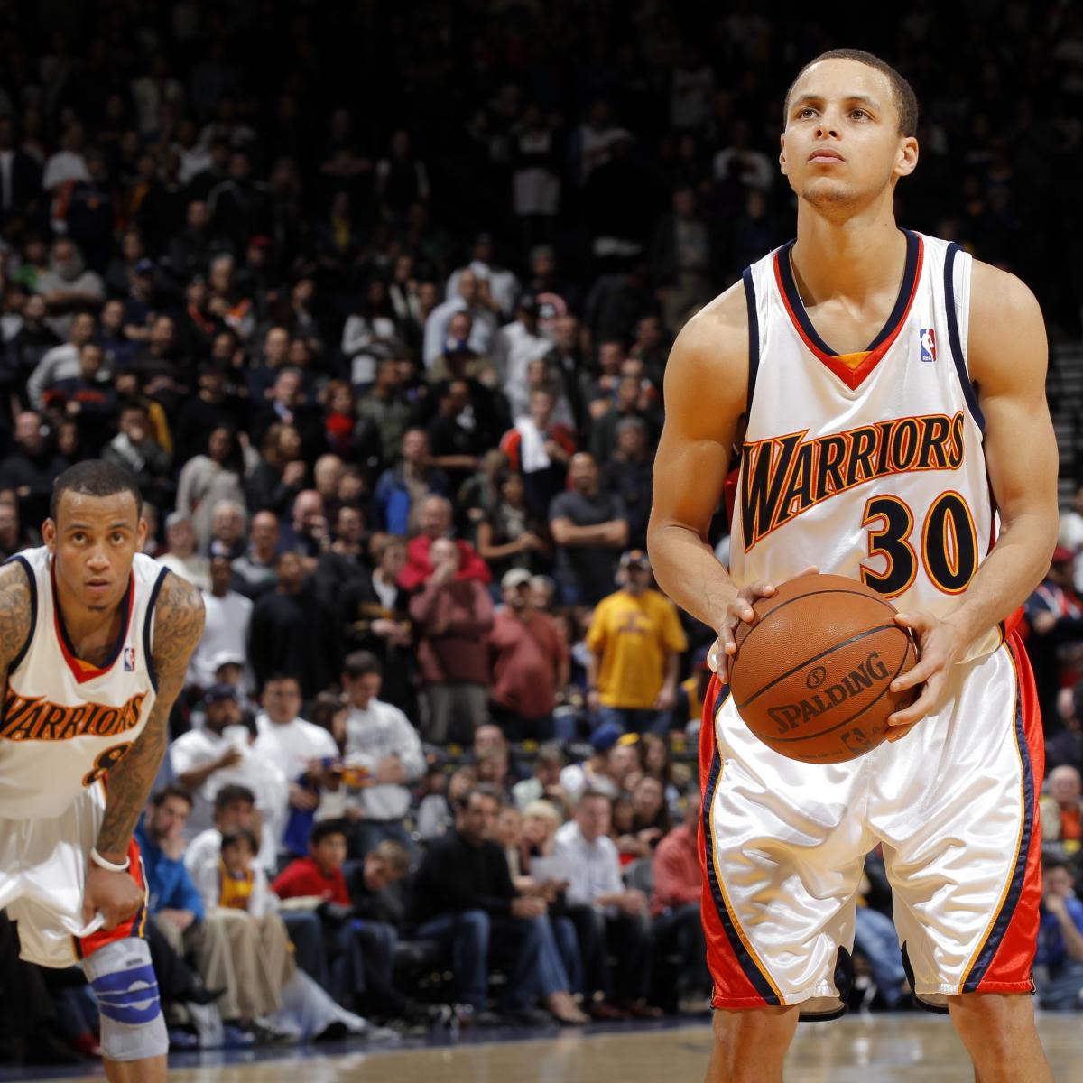 The Top 5 Best and Worst Golden State Warriors Draft Picks Since 2000  ed46221d9