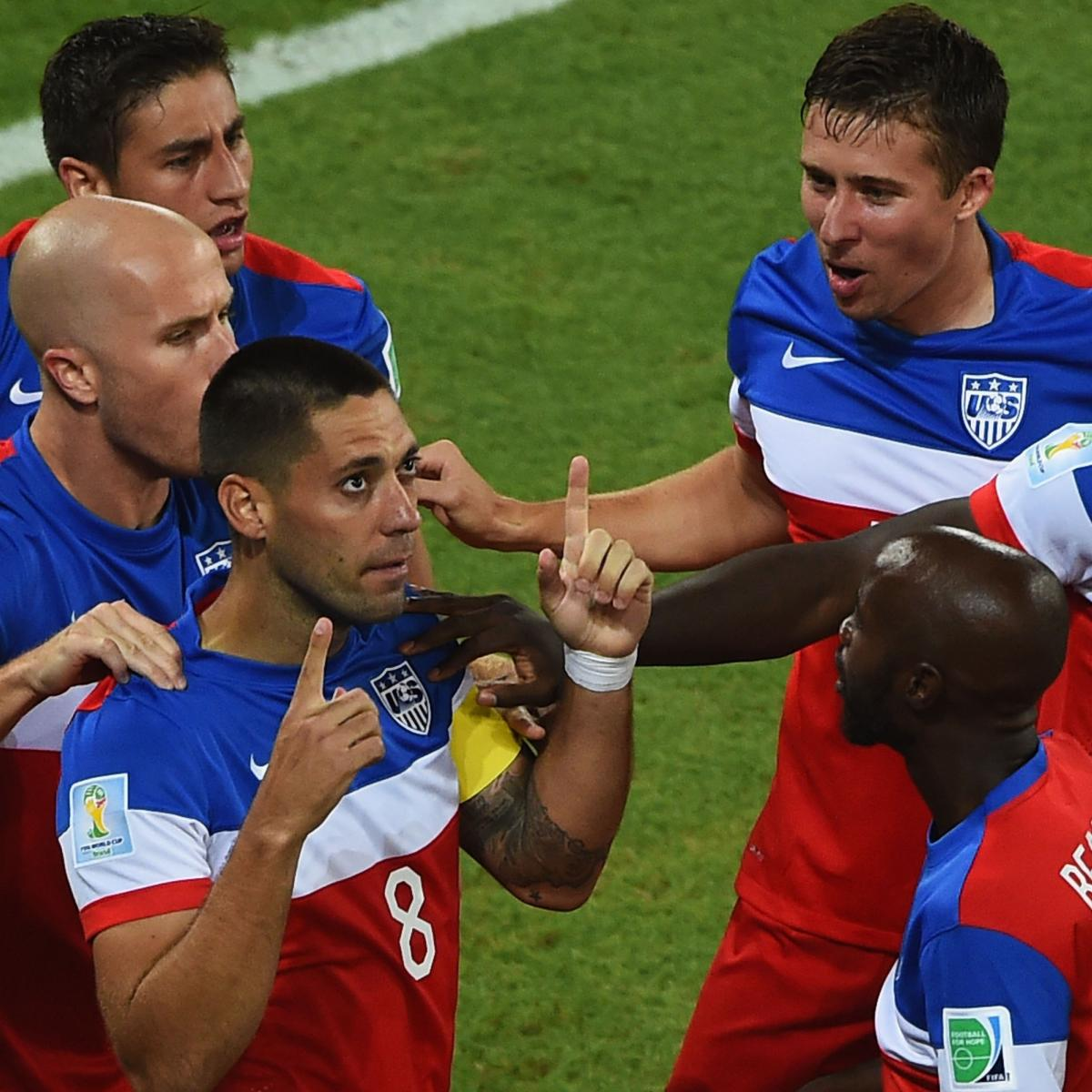 USA Vs. Portugal: Last-Minute Live Stream And Preview For