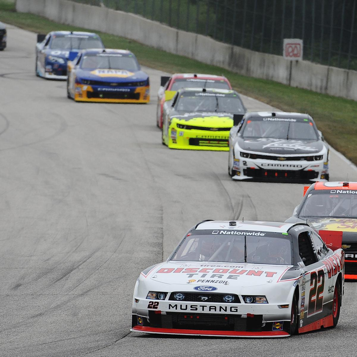 NASCAR Nationwide At Road America 2014 Results: Winner