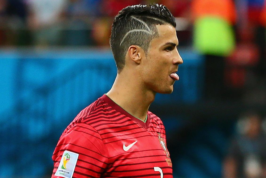 ronaldo hairstyle highlights - 1130×757