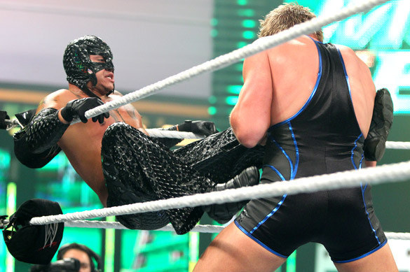 Image result for money in the bank 2010 mysterio